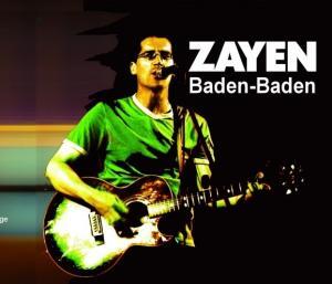 Zayen, L'album Baden Baden