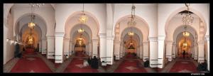 Intérieur de la Grande Mosquée de Tlemcen