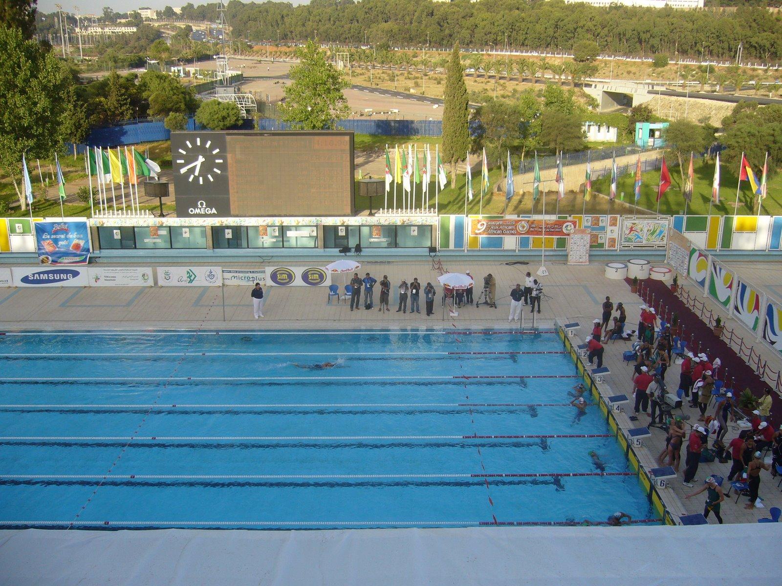 المسبح الأولمبي لملعب 5 جويلية