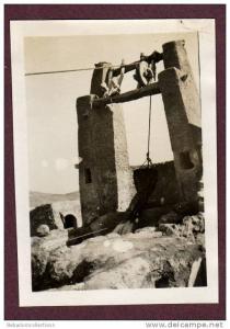 Belle photo ALGERIE 1932 - EL GOLEA - PUITS