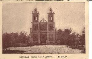 CPA/CPSM  EL-GOLEA - Nouvelle Eglise Saint-Joseph