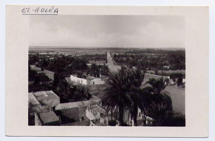EL-GOLEA  Vue Panoramique