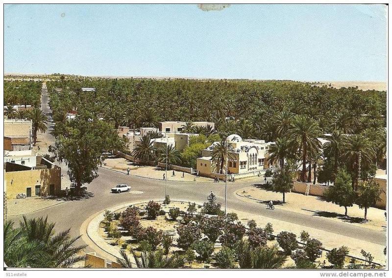 El Gol�a -   centre ville