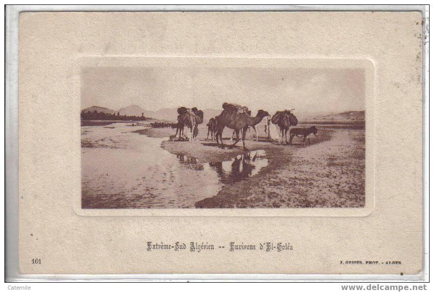 161, Extr�me-Sud Alg�riens,Environs d'El-Gol�a