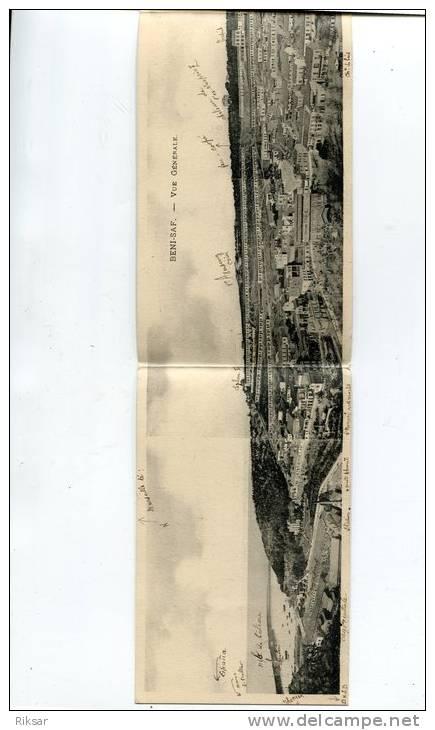 Carte Algerie Beni Saf.Algerie Beni Saf Carte Panoramique 3 Volets