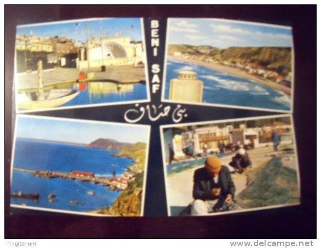Carte Algerie Beni Saf.Algerie Carte Postale Multivues Beni Saf