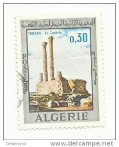1969 2° festival méditérranéen de Timgad
