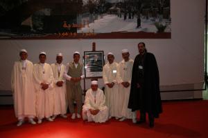 اعضاءجمعية الزاوية الام للشيخ امحمد بن عيسى وزرة المدية ماي2013