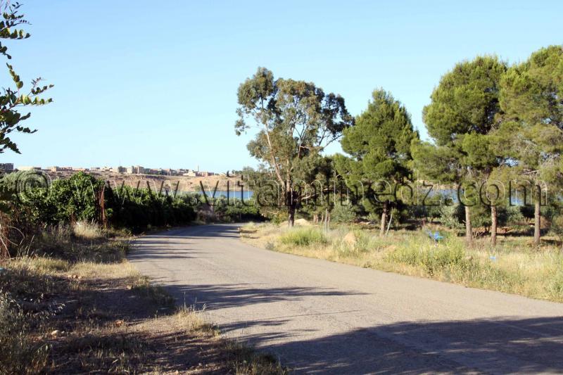 Barrage de Hammam Boughrara