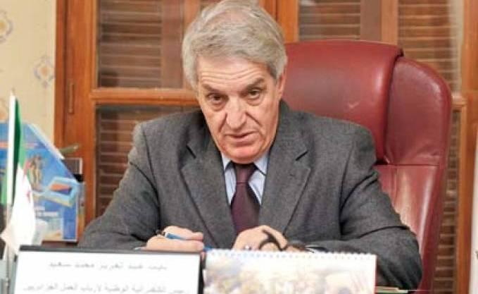 Algérie - Le président de la CNPA, à propos du chômage: «Il faut 1,5 million d'entreprises pour régler le problème de l'emploi»