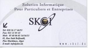 SKCI Solutions Informatiques