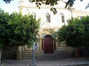 la synagogue de Relizane