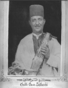 Cheikh Omar Bekhchi  (1884-1958)
