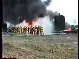Skikda -  Incendie au complexe pétrochimique