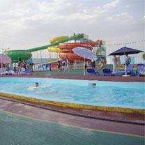 Les vacances à l'est du pays: Un flux de familles sur le parc d'attractions de Batna
