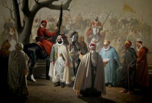 Moubayaat El Emir Abdelkader - Chajarate (Arbre) Derdara - Ghriss