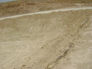 gisement de tuf
