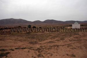 Cimetière près de Boualem, wilaya d\'El Bayadh