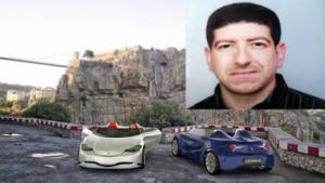 Constantine - Hichem Lami. Inventeur: Une voiture électrique au Vieux Rocher