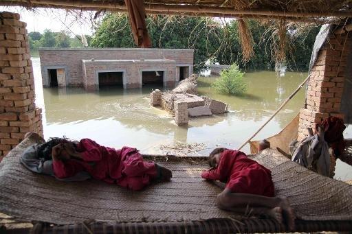 Plan�te - Pakistan: 1,5 million de personnes touch�es par les inondations