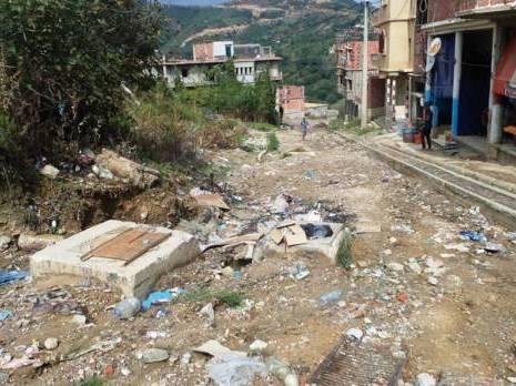 Skikda - Lotissement social de Sidi M'hamed: Un conglom�rat chaotique