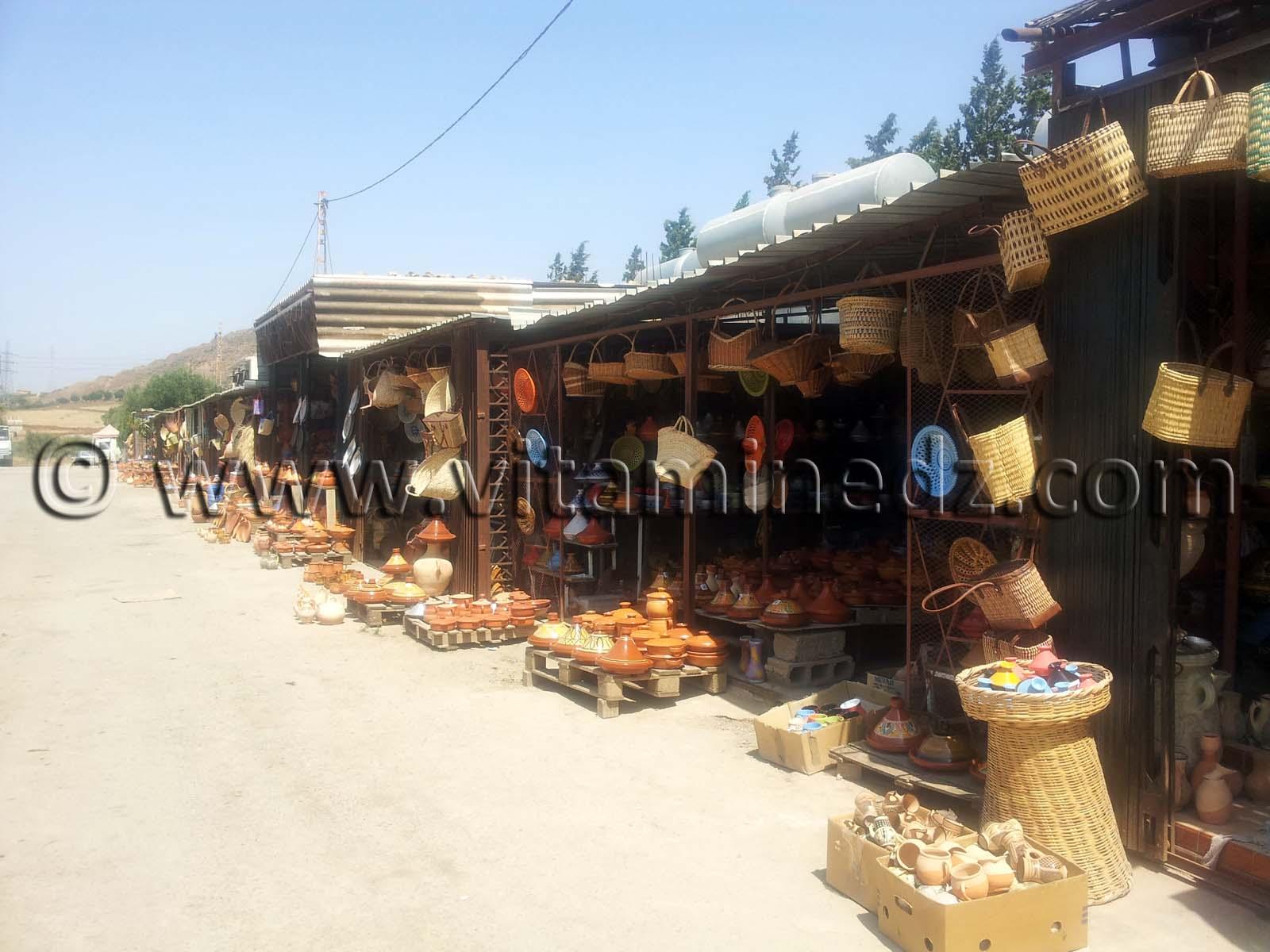 Divers m tiers d 39 artisanat ain t mouchent artisanat et metiers photos - Artisanat algerien ...