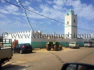 Mosquée d\'El M\'dedha à Sidi Oueriache, Wilaya de Ain Temouchent