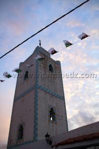Mosquée d\'El M\'dedha à Sidi Weriache, Wilaya de Ain Temouchent
