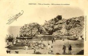 Quand Port Say n'était qu'une plage en 1900