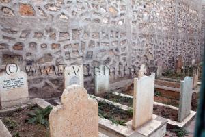 Petit cimetière à Sidi Boucif Beni Saf (W. Aïn Temouchent)