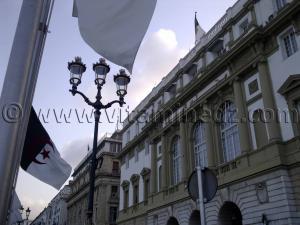 Majliss El Oumma (Sénat) Alger la blanche
