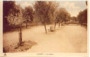 LUCET PLACETTE