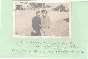 Benzidane B. et Nacer Khodja Hamid - Le Coquelicot 01 Janv. 1976