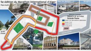Marathon international d'Alger: Prêts ? Partez !