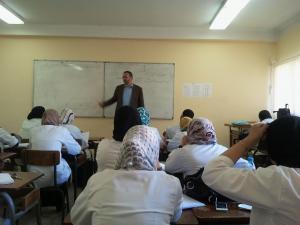 professeur sahraoui