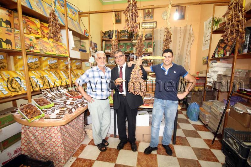 Deglet Nour, Vente de Dattes en gros et au d�tail � Tlemcen