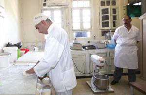 Ghardaïa : Formation d'artisans boulangers à la fabrication de pain sans gluten