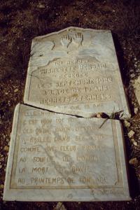 cimetière chrétien