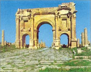 أثار الجزائر