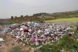 Des ordures partout à Bordj Omar Driss: A qui incombe la responsabilité?