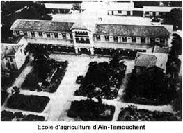 Alg�rie - Ecoles pratiques d'agriculture avant 1962