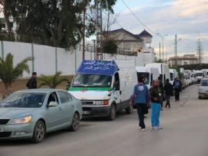Caravane de solidarité à Beni Bouatab (Chlef) - Des maladies graves décelées par les praticiens