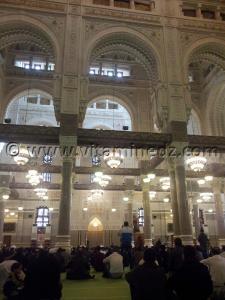 Constantine : Mosquée de l'émir Abdel Kader - Prère du vendredi