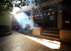 sartier de Bab sidi Boumediane