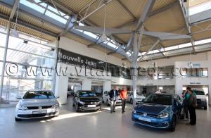 GOLF Volkswagen Algérie, Concessionnaire auto à Oran, Senia