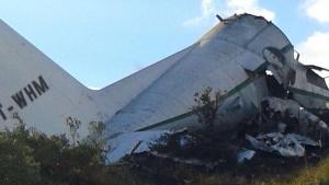 Ce que l'on sait sur le crash d'un avion militaire en Algérie