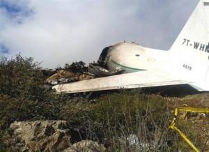 Oum El Bouaghi - Crash d'avion: La boite noire récupérée et l'enquête avance (sécurité)
