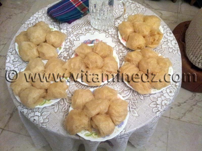 Trid Tlemcen plats traditionnels