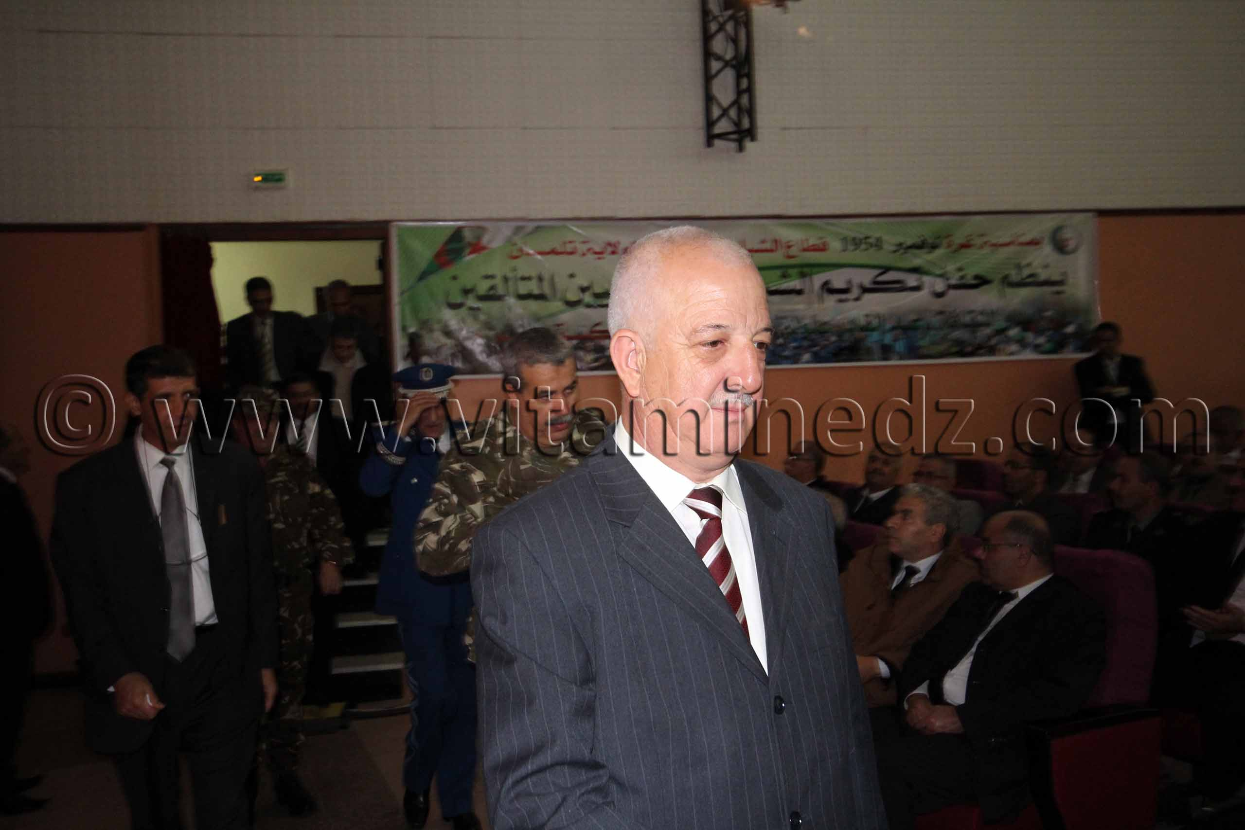 Le nouveau wali de Tlemcen Abdelhafid Saci Ahmed