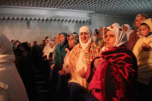 FEDERATION NATIONALE DES FILS DE CHAHID Festivités de la 25eme journée natinale du chahid Musé du moudjahid lala setty Tlemcen